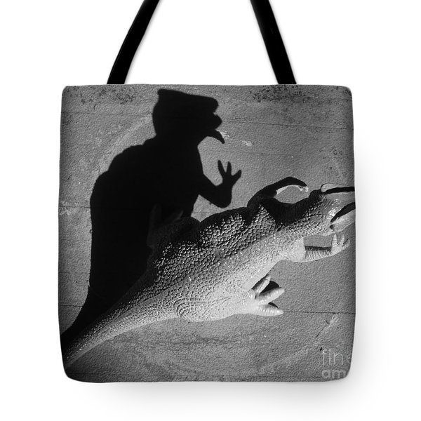 The Shadow Is Mightier Img 2095 Tote Bag