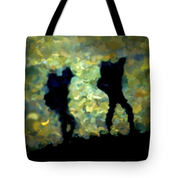 The Shadowalkers Tote Bag