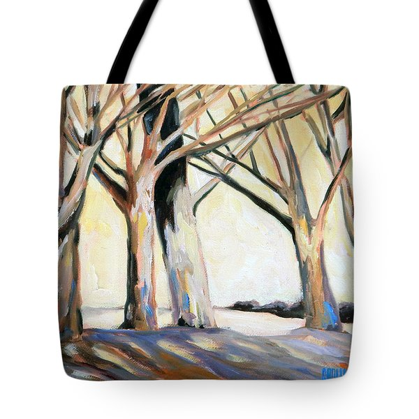 The Shadows Tote Bag