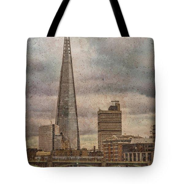London, England - The Shard Tote Bag