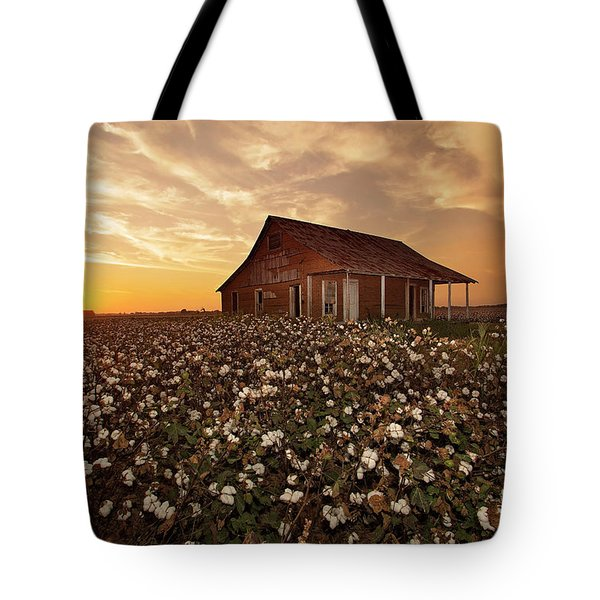 The Sharecropper Shack Tote Bag