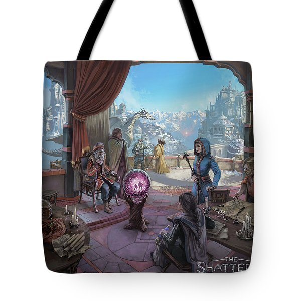 The Shattered Tote Bag