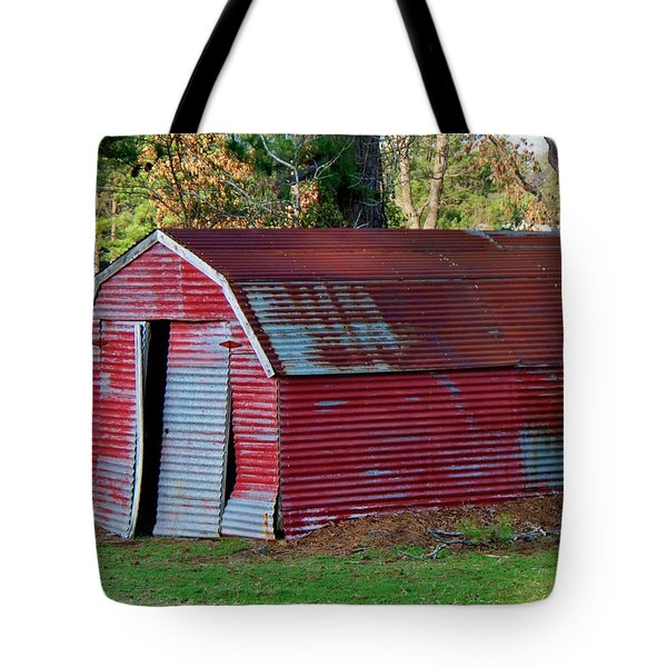 The Shed Tote Bag