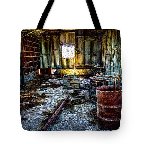The Sheddwact Secrets Tote Bag