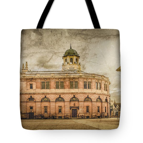 Oxford, England - The Sheldonian Theater Tote Bag