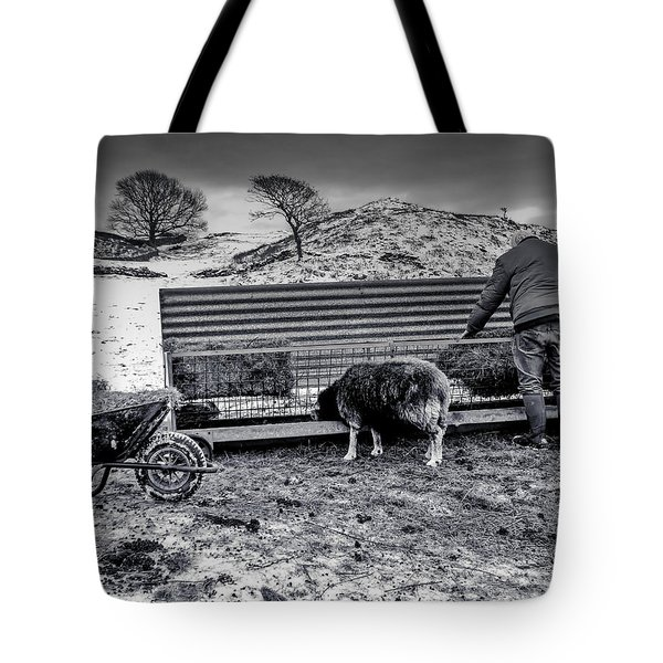 The Shepherd Tote Bag