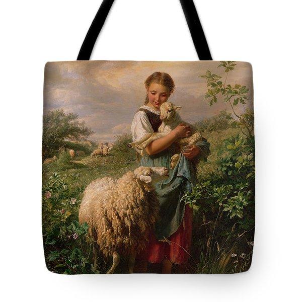 The Shepherdess Tote Bag