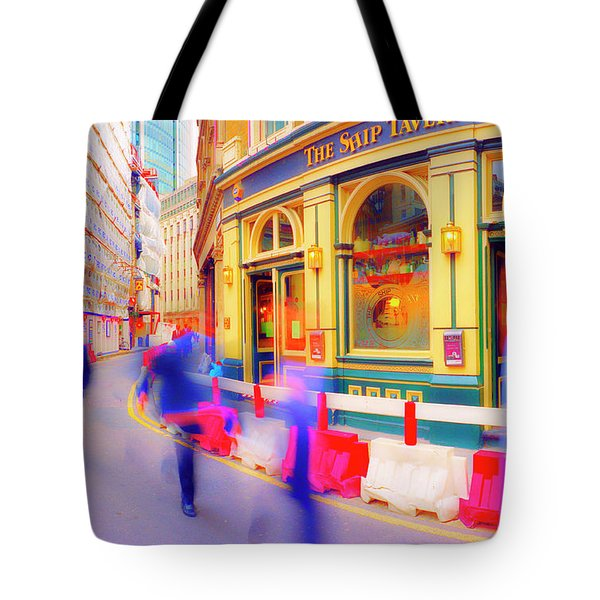 The Ship Tote Bag