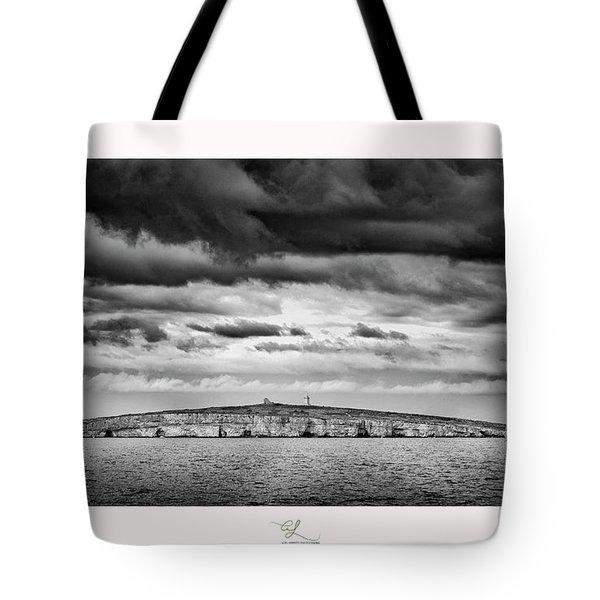 The Shipwreck  Tote Bag