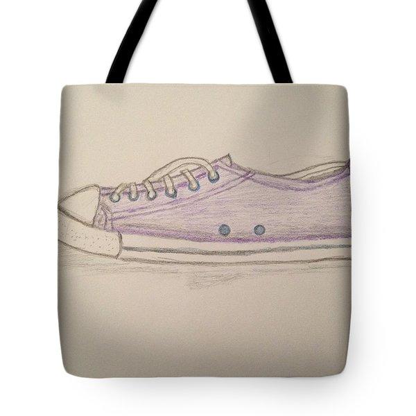 The Shoe Tote Bag