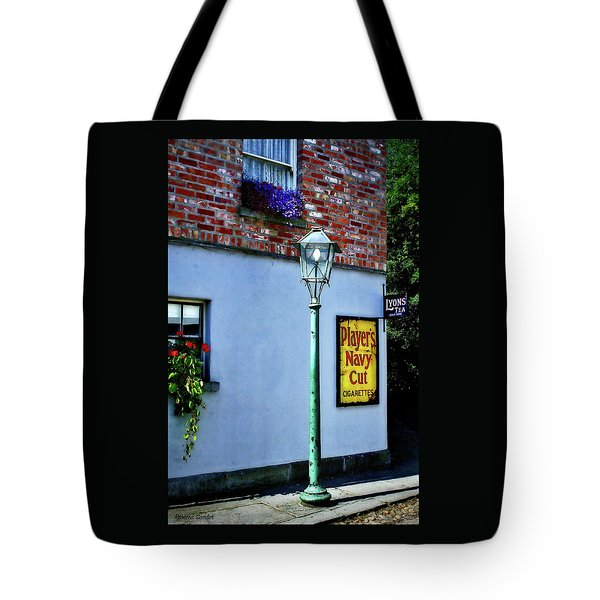 The Shops At Bunratty Castle Tote Bag
