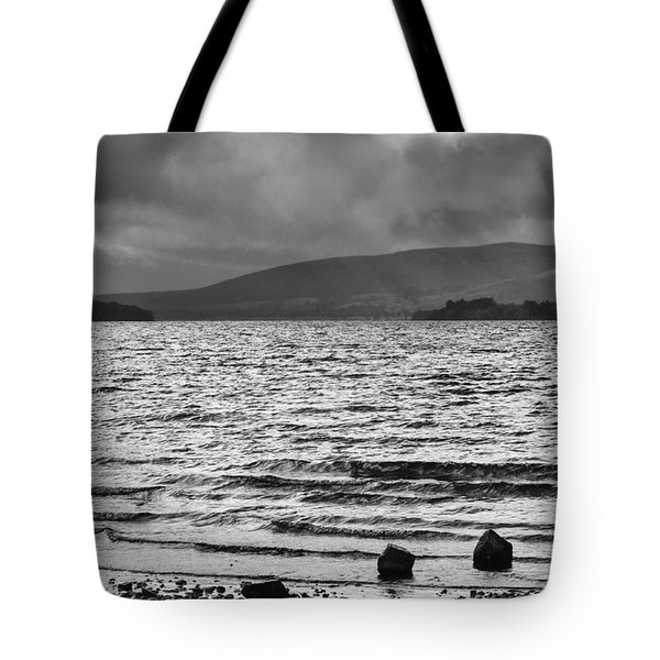 Tote Bag featuring the photograph The Shores Of Loch Lubnaig by Christi Kraft