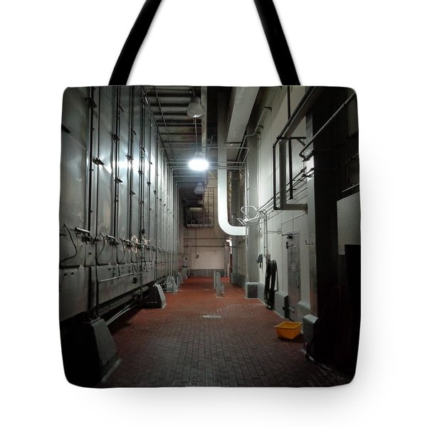 The Show Is Over Pt. II Tote Bag