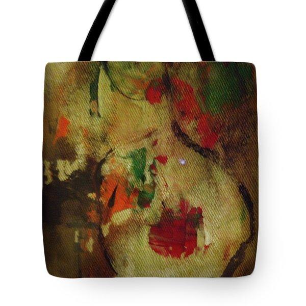 The Silent Lamb Tote Bag
