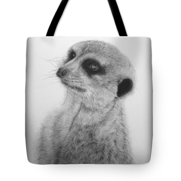 The Silent Sentry Tote Bag by Jennifer Watson