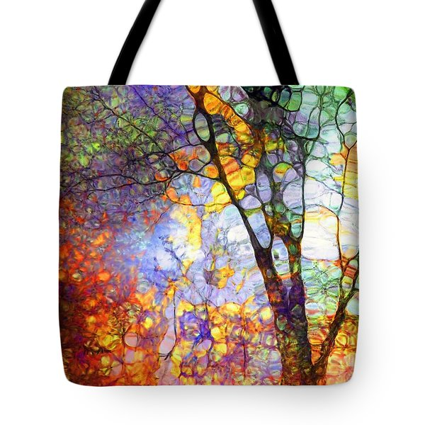 The Simple Tree Tote Bag