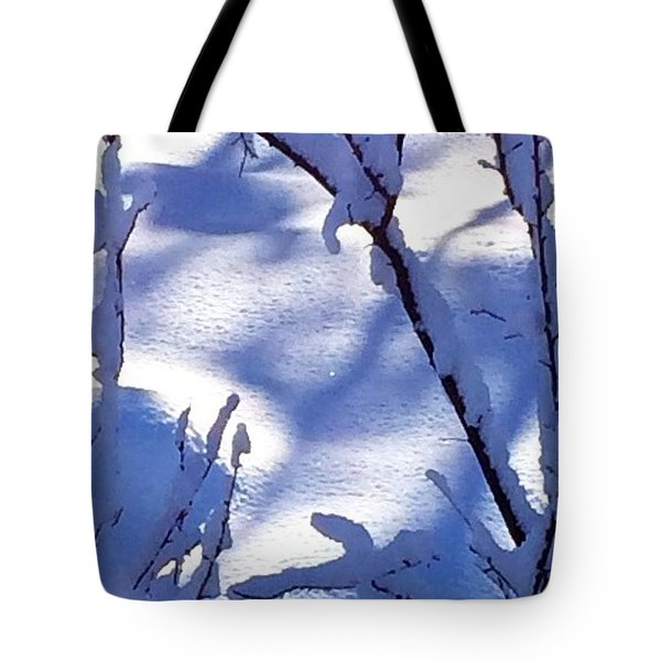 The Single Diamond Tote Bag