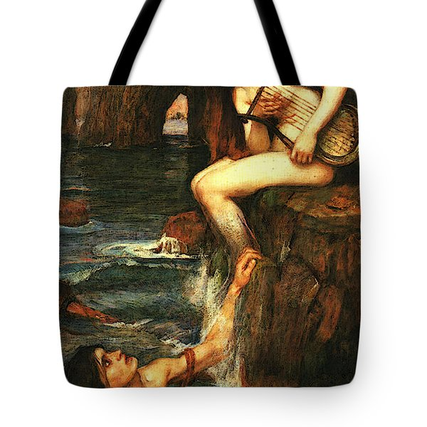 The Siren A Tote Bag