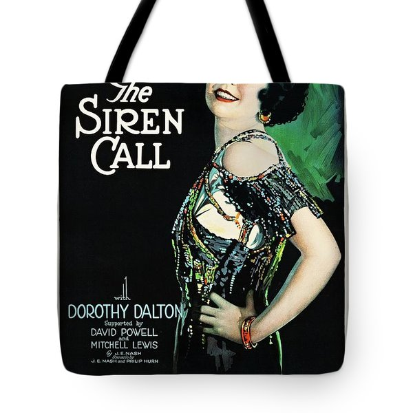 The Siren Call Tote Bag by Paramount