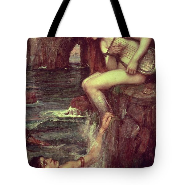 The Siren Tote Bag