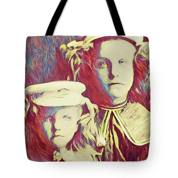 The Sisters Savage Tote Bag by Matt Lindley