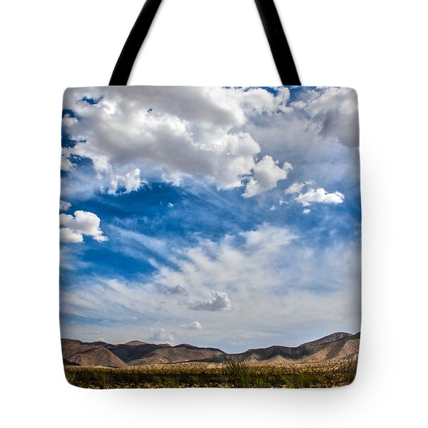 The Sky Tote Bag
