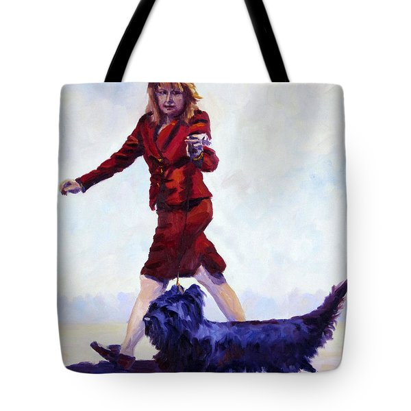 The Skye's The Limit Tote Bag by Terry  Chacon