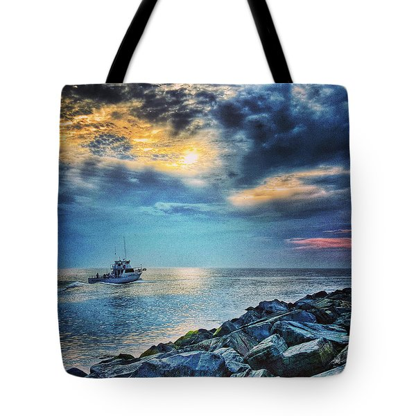 The Skylarker Tote Bag