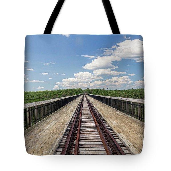 The Skywalk Tote Bag