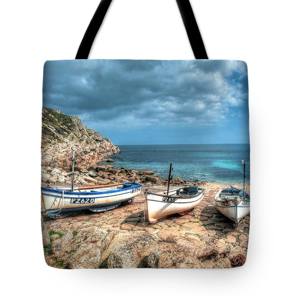 The Slip, Penberth Tote Bag