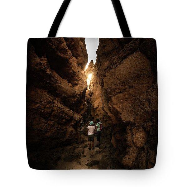 The Slot Tote Bag