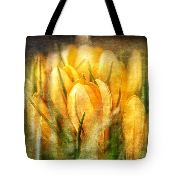 The Smell Of Spring Tote Bag