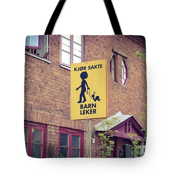 The Snail Kid Tote Bag