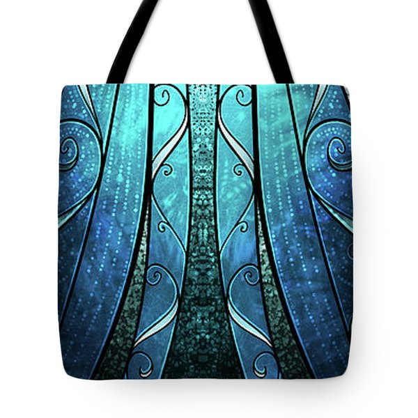 The Snow Queen Tote Bag