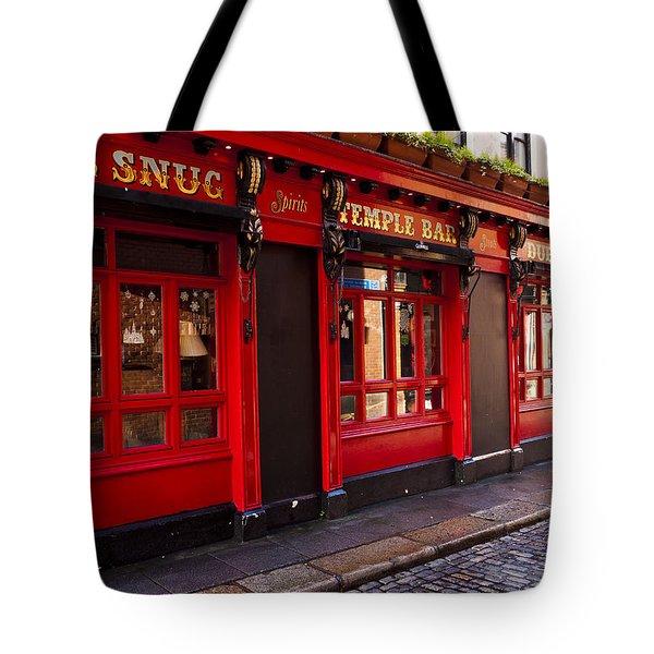 The Snug Tote Bag by Rae Tucker