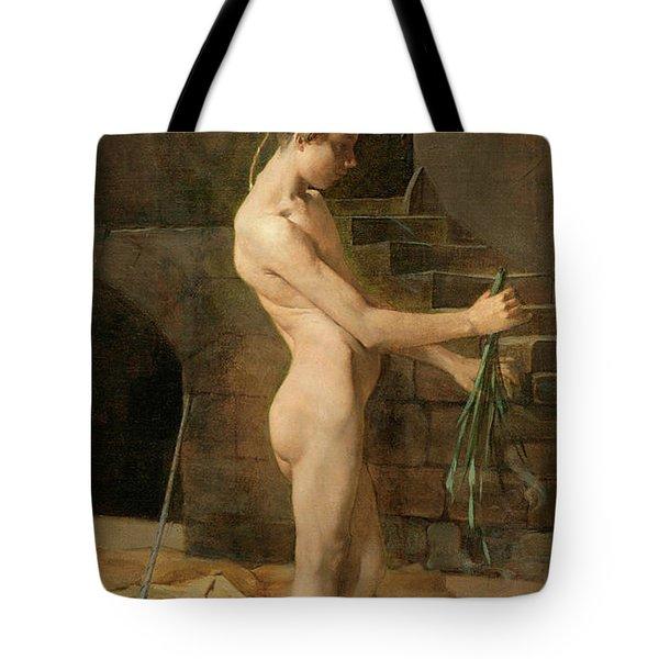 The Socerer's Slave Tote Bag