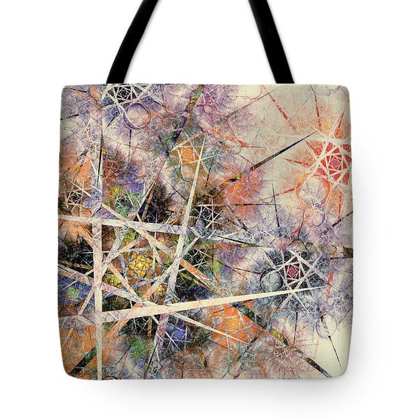 The Softer Side Tote Bag by Kim Redd