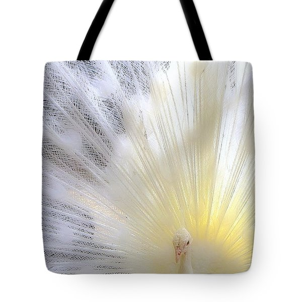 The Softer Side Of White Tote Bag