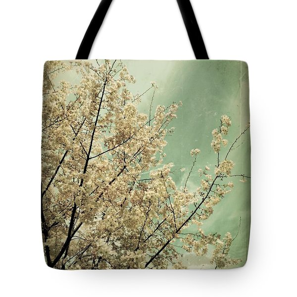 The Softness Of Spring Tote Bag by Patricia Strand