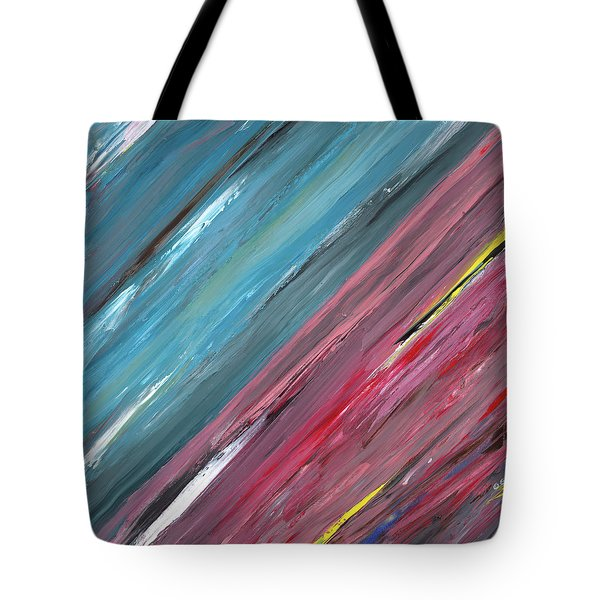 The Song Of The Horizon A Tote Bag