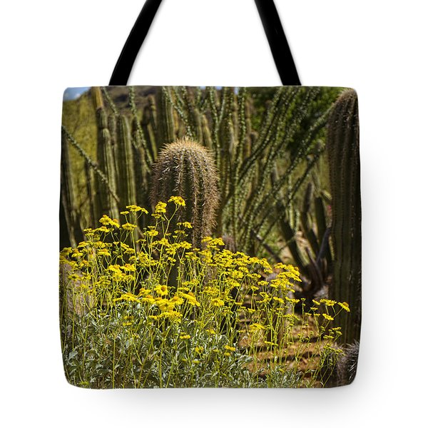 The Song Of The Sonoran Desert Tote Bag
