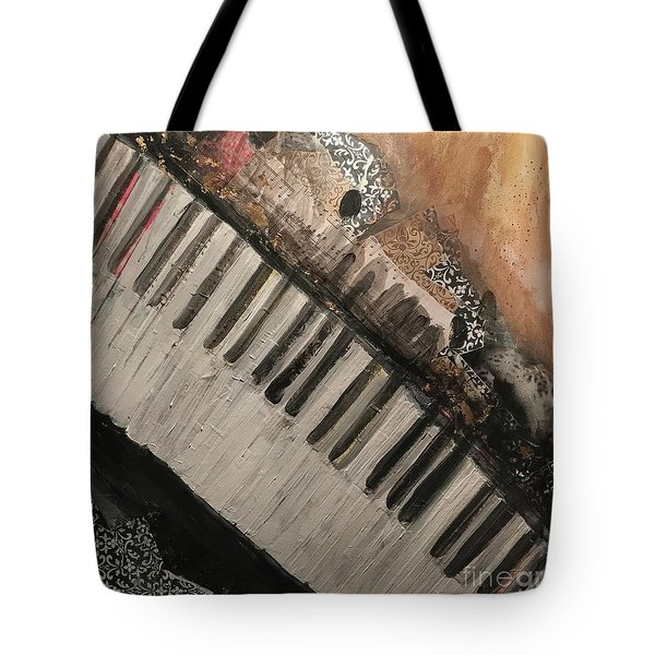 The Song Writer 2 Tote Bag