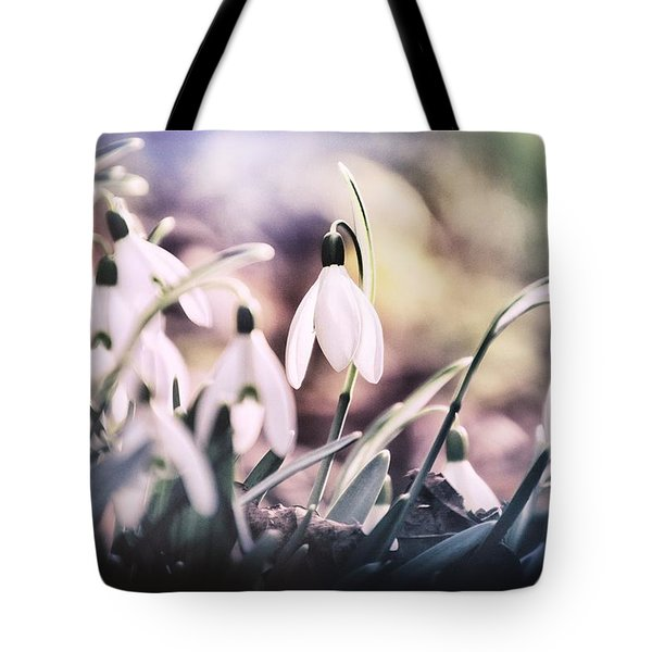 The Songs Of Spring Tote Bag