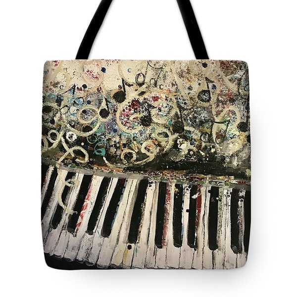 The Songwriter  Tote Bag