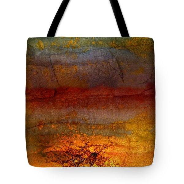 The Soul Dances Like A Tree In The Wind Tote Bag