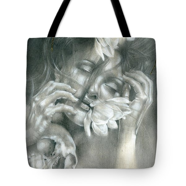 The Soul Hovers Above All The Horizons Tote Bag
