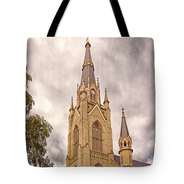 The Soul Of The Campus Tote Bag