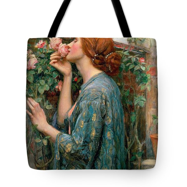 The Soul Of The Rose Tote Bag