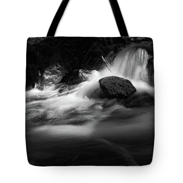 the sound of Ilse, Harz Tote Bag by Andreas Levi