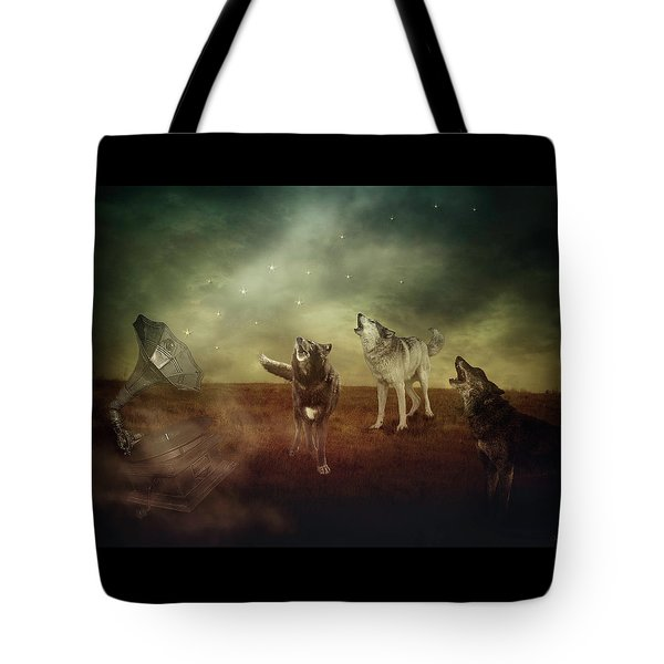 The Sound Of Magic Tote Bag